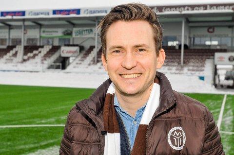 SLUTTER: Ole Sivertsen (41) har vært ansatt i MIF siden 2012. Nå er det slutt.