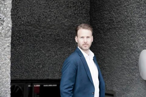 MULIGHETER: Fredrik von Krogh, leder Proaktiv Eiendomsmegler Asker