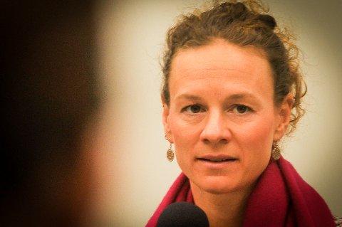 POLITISK SPAGAT: Hanne Lisa Matt og MDG er mot storfylket Viken, men mener det får alvorlige konsekvenser hvis arbeidet med planleggingen stanses nå.