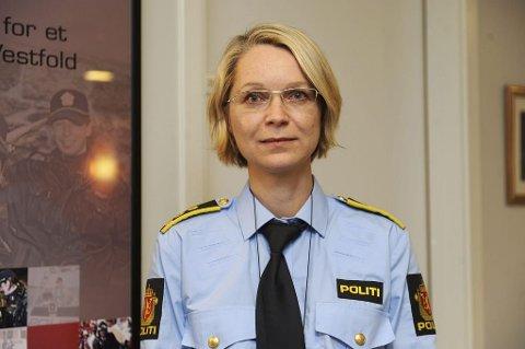 Tillitsvalgt for juristene i Sør-Øst, Cecilie Svorstøl, er bekymret for situasjonen i politiet.