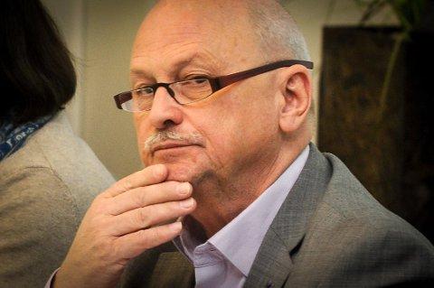 Fylkesordfører og leder av ATM-utvalget Roger Ryberg (Ap).