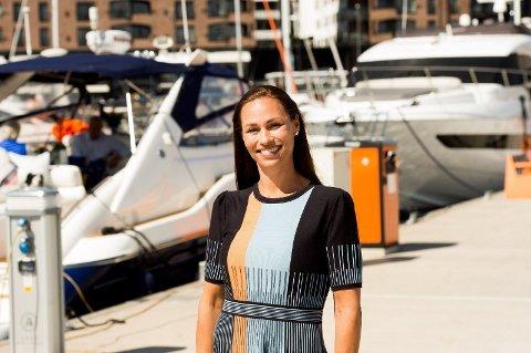 RÅD: Forbrukerøkonom i Danske Bank, Cecilie Tvetenstrand, mener du bør ta noen grep med skattepengene for å bruke dem fornuftig. Foto: Sturlason