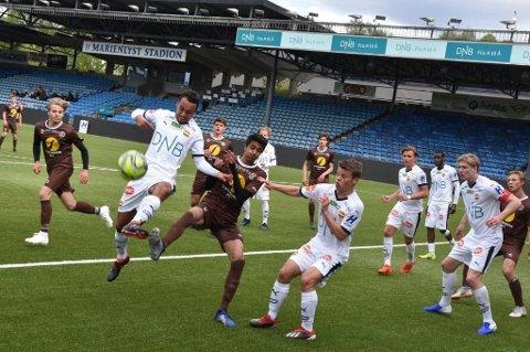 GODE JUNIORLAG: SIFs og MIFs juniorer imponerer i nasjonalt A-sluttspill. Her fra et lokaloppgjør tidligere i år som endte 2-2.