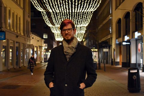 - Jeg brenner så for å få skeiv ungdomskafé i Drammen.