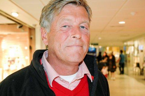 KORONAKONKURS: Roar Bjørnes, styreleder Oma Personell AS. Bildet er fra 2010.