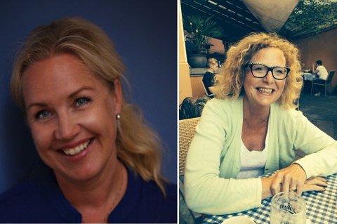 BEHOLD ROEN: Mange kjenner på uro om dagen, på grunn av korona-utbredelsen. - Siri Elisabeth Meyer ogVibeke Krane ved Universitet i Sørøst-Norge (USN) oppfordrer folk til å fortsette med sine vanlige aktiviteter så langt som mulig.