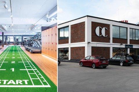 TREDJE SENTER: Evo åpner sitt tredje treningsstudio i Drammen i desember, på CC kjøpesenter.