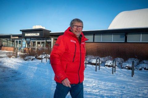 Per Burud er leder for Drammen idrettsråd.