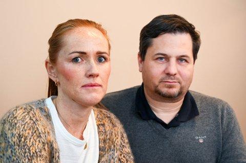 Kaja Hasseldokk Jensen og Frank Falch-Nevand hadde datteren sin på Hundremeterskogen ved Hallingstad skole, men fikk henne flyttet til Frydenhaug, der hun nå har et bra tilbud. Kaja Hasseldokk Jensen mener vedtaket om å legge ned Hundremeterskogen er bra.