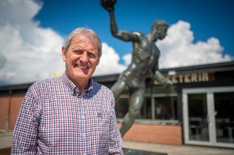 DHK LEDER: Arne Dokken forteller at den siste sesongen har vært krevende med all usikkerheten.