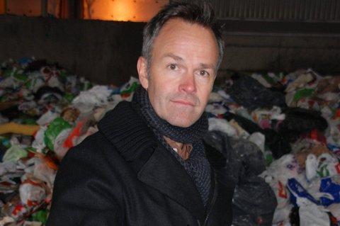 ROAF-direktør Øivind Brevik