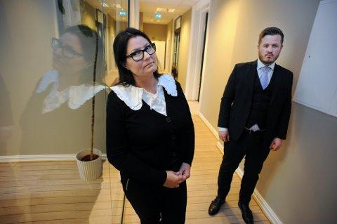 EKSKLUDERT: Over tre år etter at Jehovas vitner ekskludert Gry Helen Nygård for seksuell umoral.