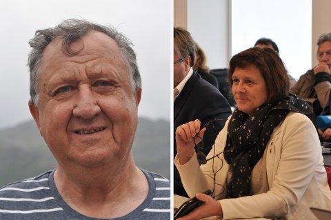 Reidar Martinsen går hardt ut mot ordfører i Nordkapp og leder for Finnmark Arbeiderparti, Kristina Hansen, i et debattinnlegg. Hansen syns innlegget er usaklig.
