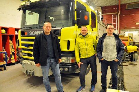Brannbilen i Nordkapp er 20 år gammel. Det er vedtatt å kjøpe ny i følge tidligere vedtak. Nå utsettes dette til ROS-analysen er klar.