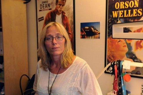 UFORSTÅELIG: Festivalsjef Edelh Ingebrigtsen sier hun har null forståelse for at Barne- og ungdomsfilmfestivalen har fått avslag på søknaden om festivalmidler. (Arkivfoto)