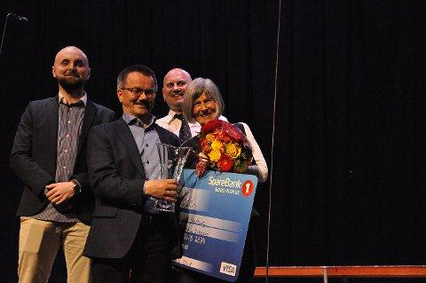 FJORÅRETS VINNER: I fjor vant Kjersti Skavhaug kulturprisen.