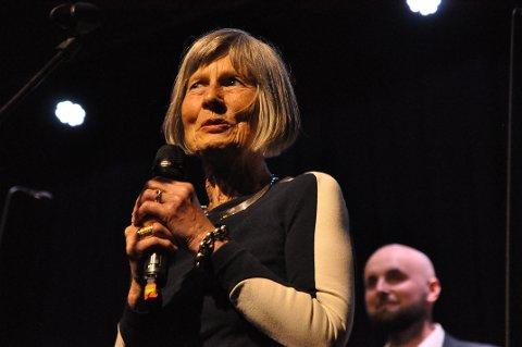 Kjersti Skavhaug fikk årets kulturpris.