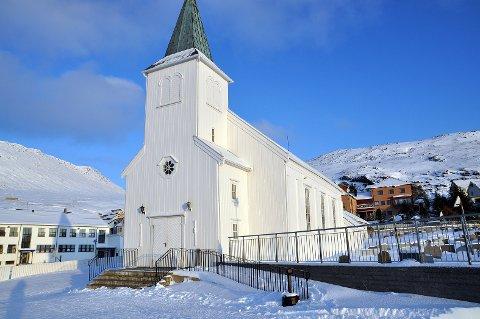På søndag er det endelig klart for Allehelgenskonsert i Honningsvåg kirke.