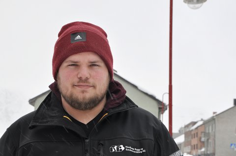 Glenn Larsen vil starte et idrettslag i Nordkapp for amerikansk fotball.