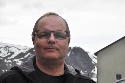 Leder for Nordkapp Premiere League Supporters, Jarle Pedersen, gleder seg til årets fest.