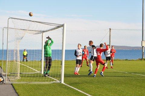 Turn vant 7-0 mot Indrefjord onsdag kveld.
