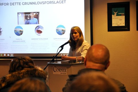 Kirsti Bergstø, SVs nestleder