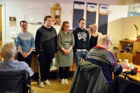 ARKIVFOTO: Dagtilbudet og Parken Kafe er stengt som en konsekvens av korona situasjonen i Nordkapp.