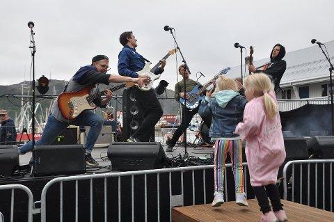 KONSERT: Det ser ikke ut til at Moillrock entrer scenen i Honningsvåg denne sommeren. Festivalen Oggasjakka er avlyst.