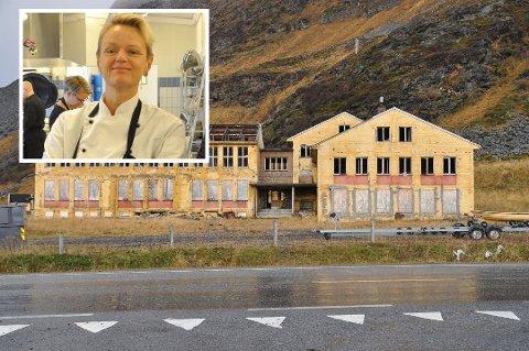 SARNES: Eva Ulriksen håper nå at det blir fortgang i saken om internatet.