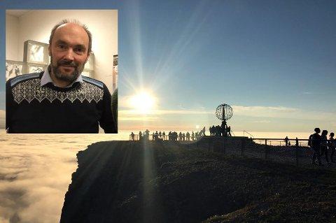Hans Paul Hansen, direktør i Scandic Nordkapp, beklager at de ikke har respondert på henvendelsen fra Nordkapp kommune.