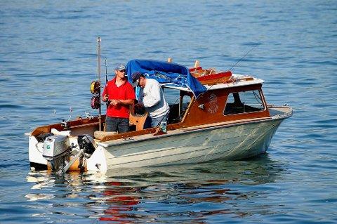 KAN STOGGE NÆRINGA: Framlegga frå departementet til nytt regelverk for fisketurisme vil føre til bedrifts-død, spår NHO Reiseliv . (Ill.foto)