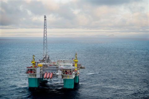 Gjøa-plattformen - operatør Neptune Energy AS