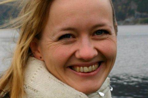 FYLKESLEIAR: Gunhild Berge Stang (Venstre)