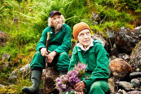 TIL FLORØ: Laurdag 8. desember kjem Oddny og Magnar Kleiva til Florø, i høve signering av boka som Ivar Longvastøl har skrive om søskenparet.
