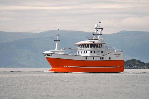 """Nye """"Stormhav"""" blir ein veldig brei og innhaldsrik 28-metring levert av Stadyard og designa av Seacon."""