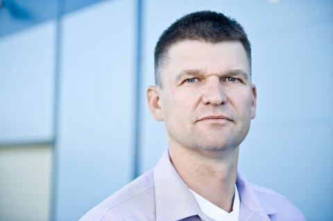 Direktør Arne Birkeland i Westcon Group.