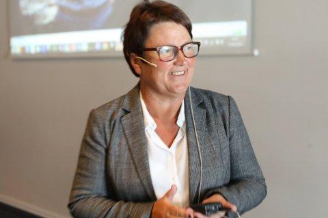 Ingrid Kassen, administrerande direktør i Norwell.