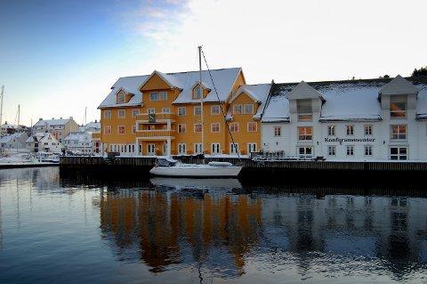 AUKE: Florø Hoteldrift AS auka omsetnaden frå 25.2 til 29.7 millionar i fjor. Men overskotet er marginalt.