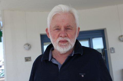VER OBS: Smittevernoverlege Jan Helge Dale ber folk som har delteke på festen tenke over kva dei kan ha utsett seg for.