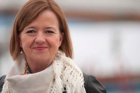 TILSETT: Tone Winje er ny styreleiar for Førdefestivalen.