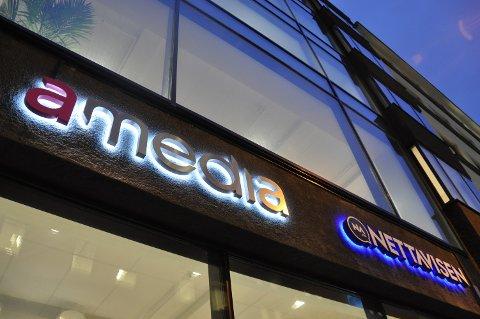 I VEKST: I fjor auka Amedias aviser digitale abonnentar med 30 prosent til 212.000. Dette svarar til 40 prosent av konsernets 538.000 abonnentar.
