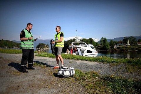 Ein stor leiteaksjon vart sett i gong  både på land og på sjø etter at Ørjan Brattebø forsvann på Sognefjorden for ganske nøyaktig 7 år sidan.  (Arkivfoto: Robert Jan Leerink)