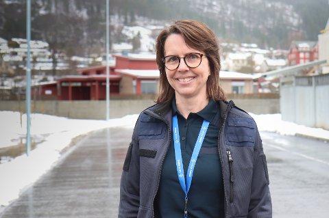 NY JOBB: Trude Njøsen Helgås i Pasientreiser.