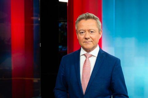 RUTINERT: Etter 25 år i nyheitsbransjen har Morten Sandøy vore borti mange krevjande situasjonar, men lite kan måle seg med å dekke Utøya-tragedia i 2011, fortel han.
