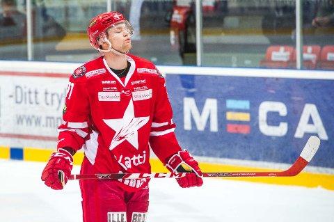 GIR SEG: Jostein Ekaas fortsetter ikke i Stjernen.