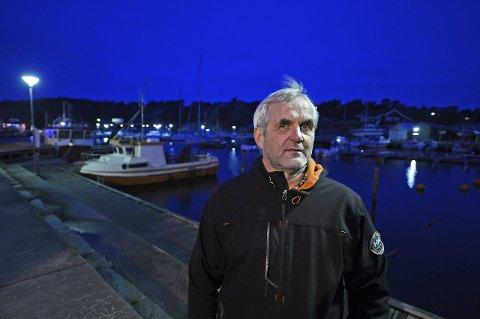 Øyvind Fjeldberg  er glad for at aksjestriden er over, og at det er oppnådd enighet.                        Arkivfoto: Geir A. Carlsson