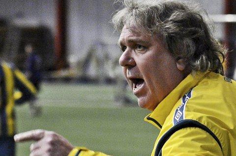 TAPTE: Lasse Trulsen var fornøyd med hva Lisleby-laget viste, tross for tap mot Moss 2. Foto: Geir carlsson