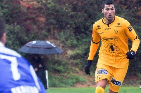 FFK-aktuell: Adurahim «Ibba» Laajab (30) er ferdig i kinesisk fotball. Nå linkes han til FFK, men klubben får konkurranse fra eliteserieklubber.