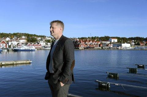 Melding til lensmannen: Rådmann Dag W. Eriksen mener det er naturlig at kommunen har bedt om hjelp fra politiet i saken med en taxibåtfører som opererer på Hvaler.    arkivfoto: Geir a. carlsson