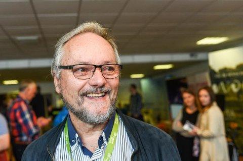 Vil tilbake: Asbjørn Simonnes er daglig leder for Oase. Han håper å ta med arrangementet tilbake til Fredrikstad i jubileumsåret 2017.